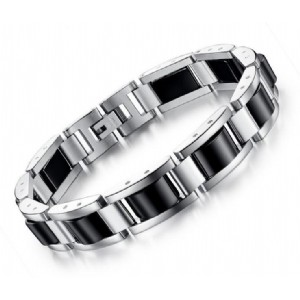 Men′s jewelry Bracelets Bangles Hematite Healing Energy Adjustable Size