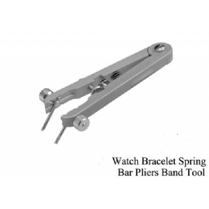 Watch Bracelet Spring Bar Plier Band Tool